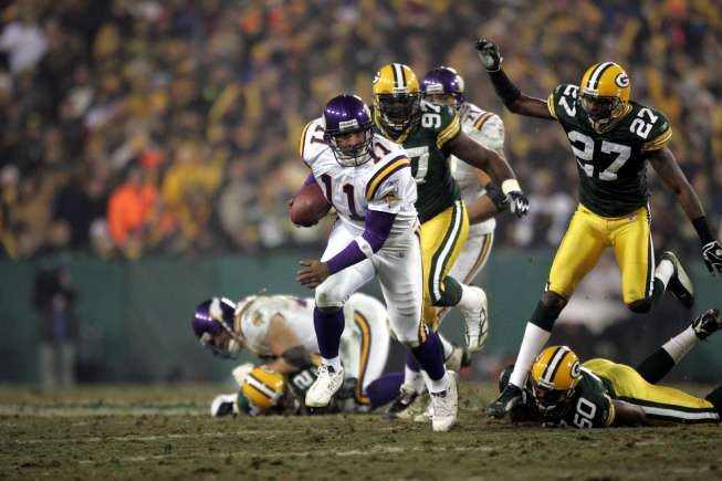 Daunte Culpepper vs Green Bay Packers