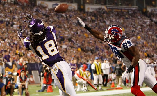 Vikings vs Bills - 2010 Regular Season