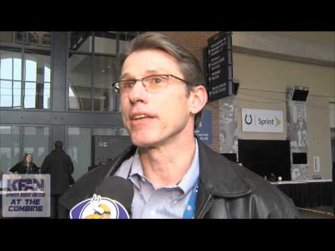 Rick Spielman Talks About The Role The Combine Plays