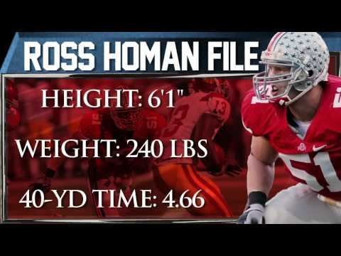 Ross Homan Highlights