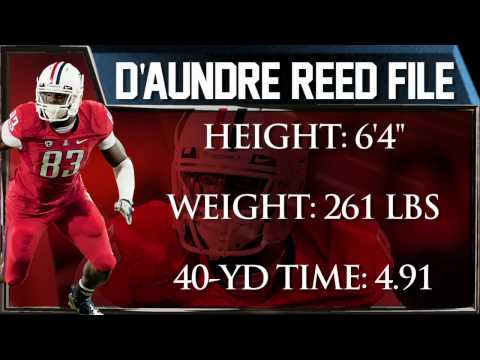 D'Aundre Reed Highlights