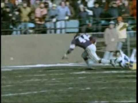 Chuck Foreman Highlights
