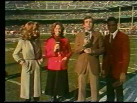 1976 NFL Today Pregame – Vikings vs. Washington NFC Championship Game