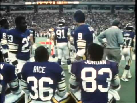 Vikings vs. Browns, Week 8, 1986