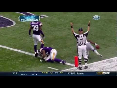 Vikings vs. Lions Highlights