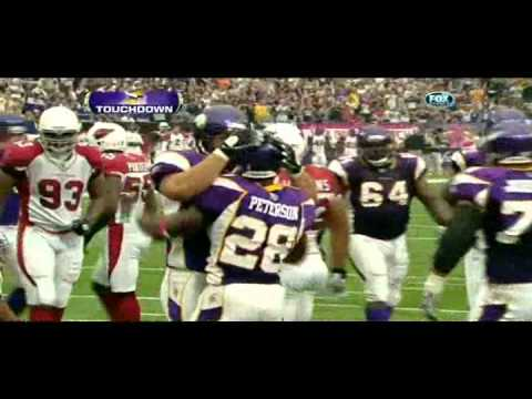 Vikings vs. Cardinals Highlights