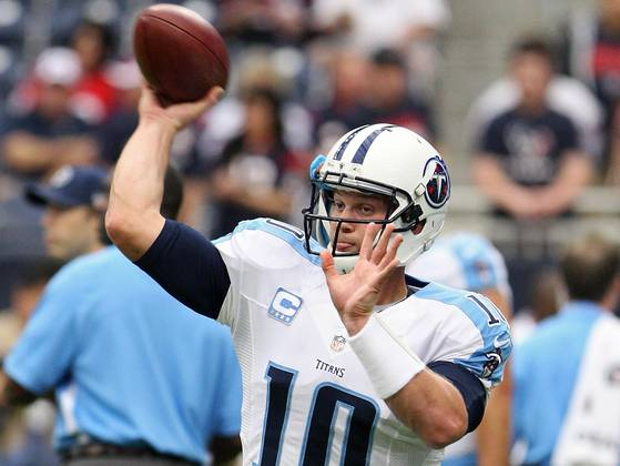 Photo of Jake Locker Tennessee Titans Quarterback