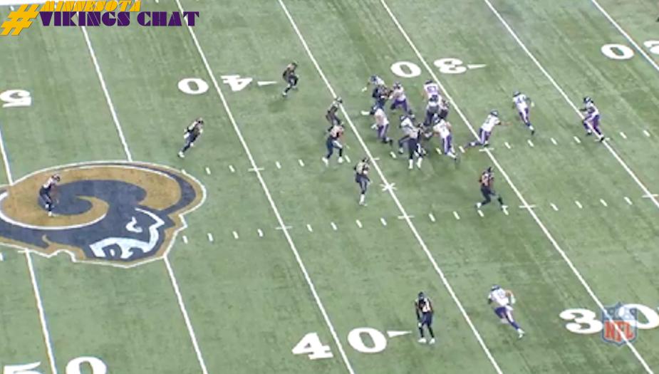 Cordarrelle Paatterson 67-Yard Td vs Rams