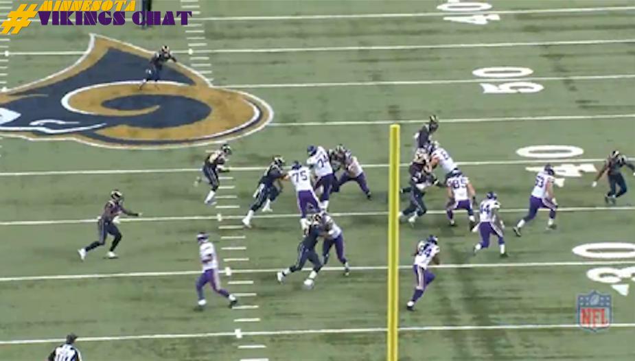 Cordarrelle Patterson 67-Yard Td vs Rams