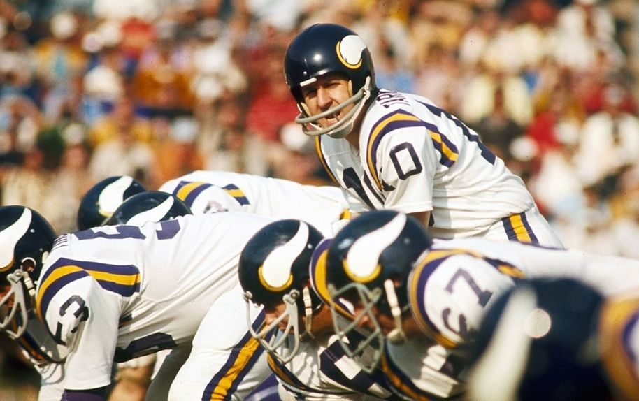 Photo: Fran Tarkenton