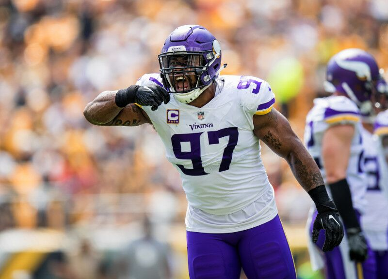 Photo: Everson Griffen