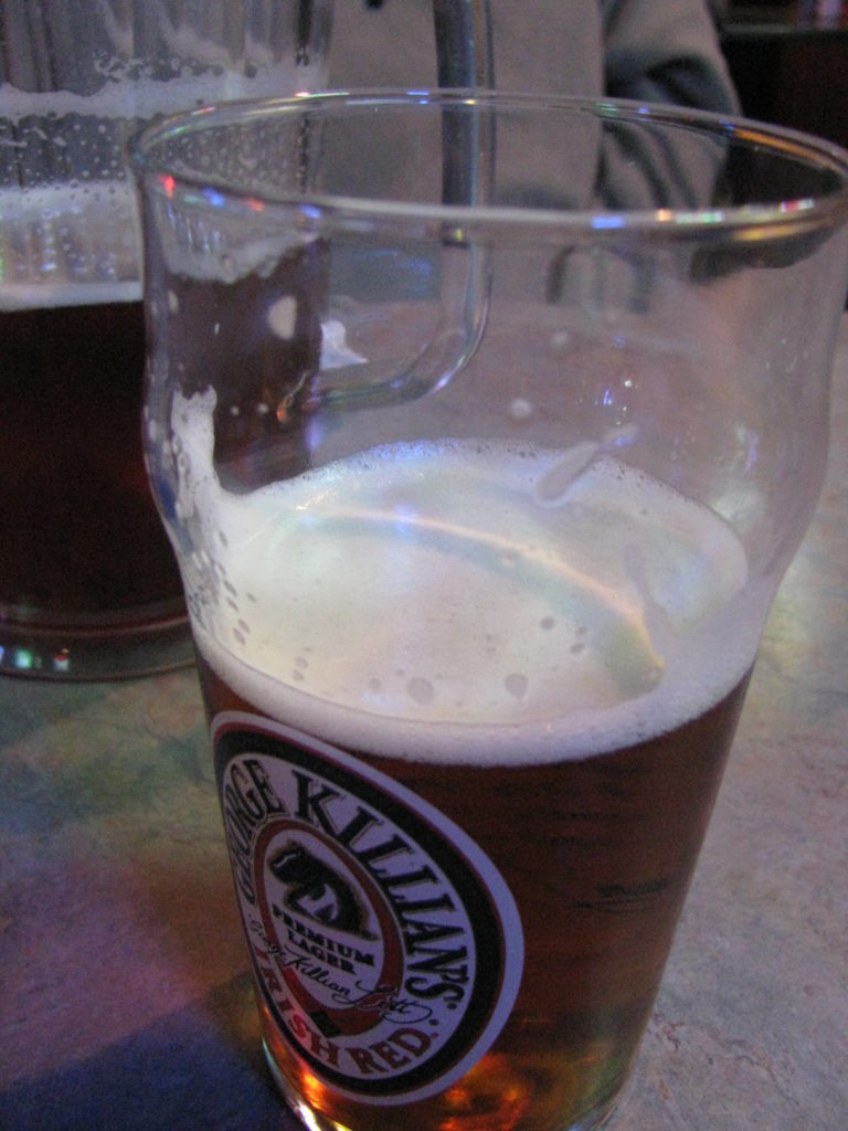 Photo: Half Full Beer Glass