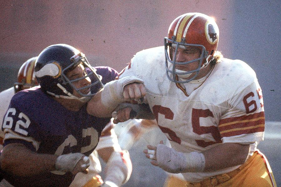 Photo: 1976 NFC Divisional Playoff Game