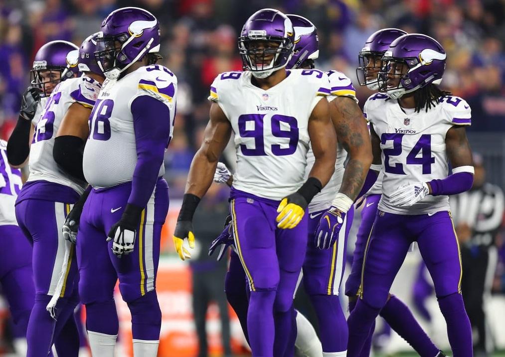 Photo: Vikings Defense